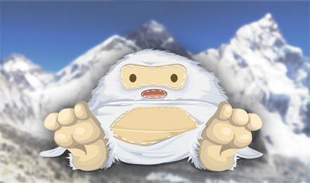 yeti on everest